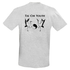 TCY Gray T-Shirts for class workouts