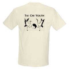 TCY NATURUAL T-Shirts for class workouts